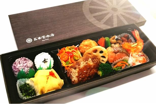 九州の食材にこだわった『86弁当』