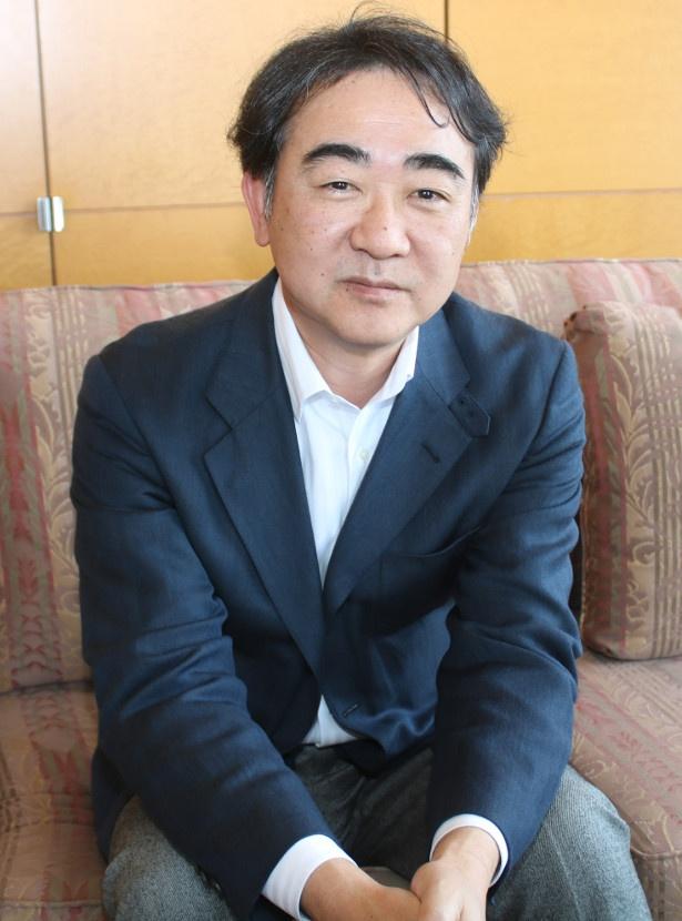 『空飛ぶタイヤ』の原作者・池井戸潤先生