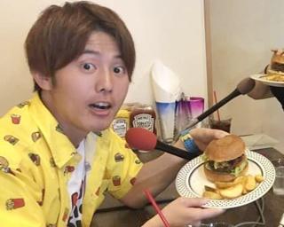 キュウソネコカミやgo!go!vanillas(ゴーゴーバニラズ)もハンバーガーをパクッ!  FM802「RADIO∞INFINITY」内の新コーナー「インタビューバーガー」が話題に!