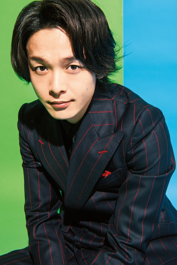 演じる役ごとにガラリと印象を変え、注目を集める俳優・中村倫也