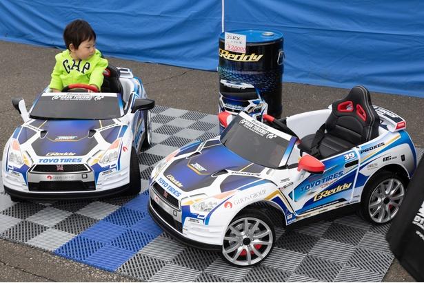 子供用のドリフトカー?