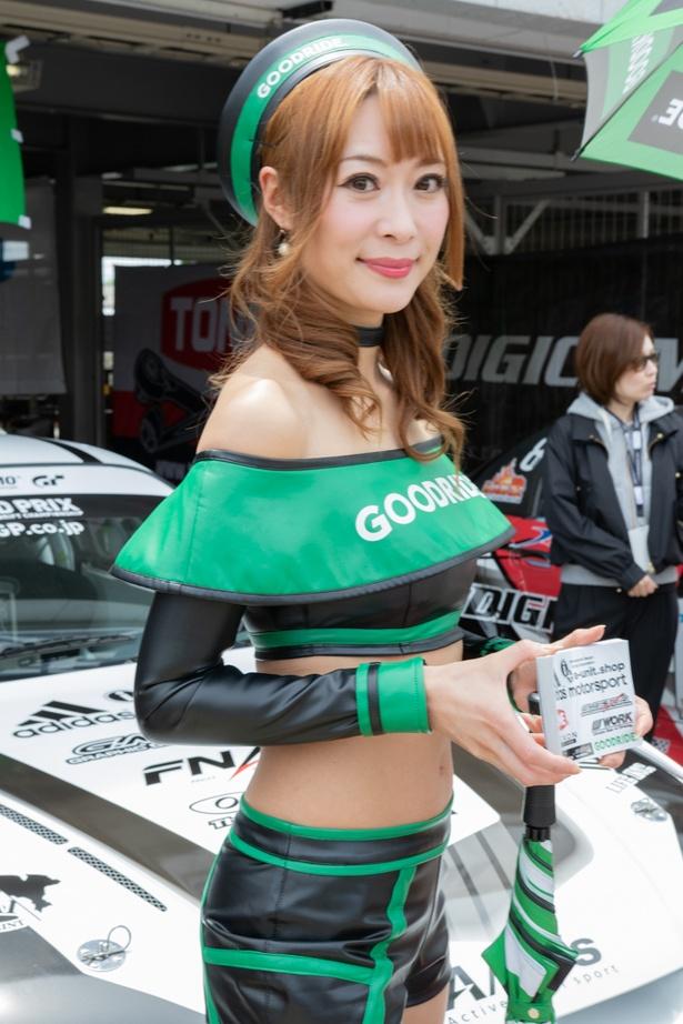 D1グランプリRd.4「HOKKAIDO DRIFT」に参加したレースクイーン(13/20)
