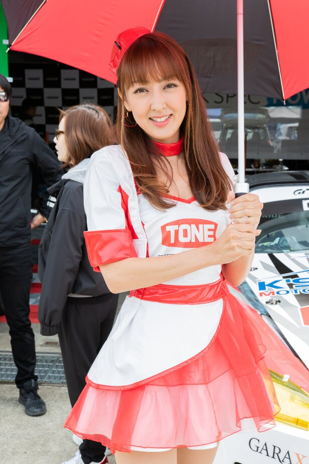 D1グランプリRd.4「HOKKAIDO DRIFT」に参加したレースクイーン(19/20)