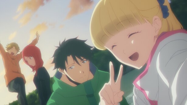 「多田くんは恋をしない」第11話の先行カットが到着。テレサが帰国した理由はわからぬまま…