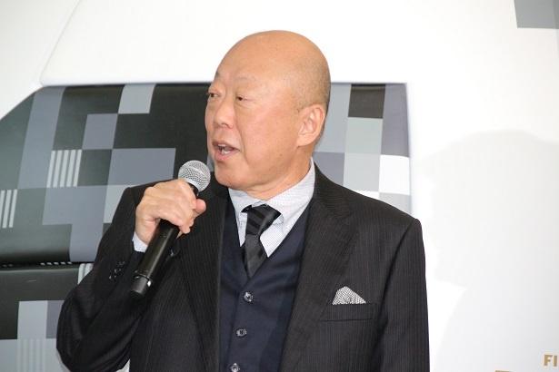 サッカー・六平光成選手の父親でもある六平直政