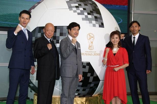 フジテレビ系では6月28日(木)に日本対ポーランドの試合を生中継
