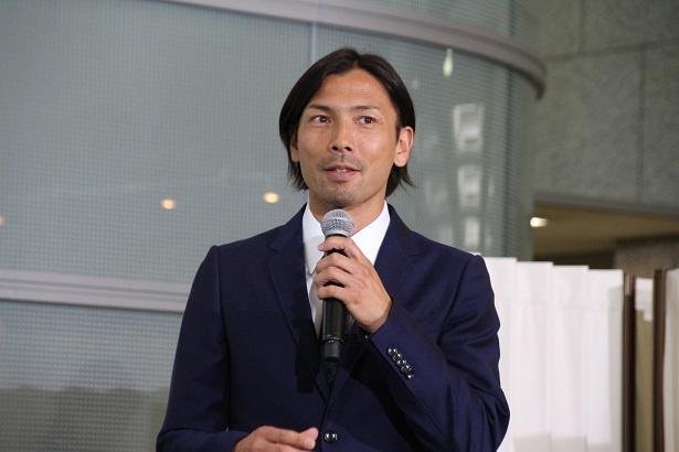 鈴木隆行氏は「西野(朗)監督と選手たちがやってくれると思います!」と期待