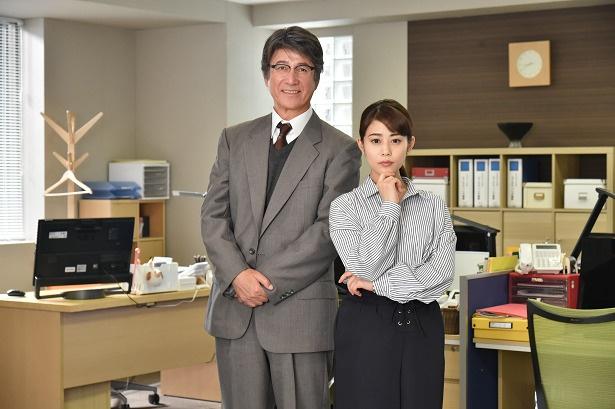 6月18日(月)夜9時から放送される「68歳の新入社員」(フジテレビ系)