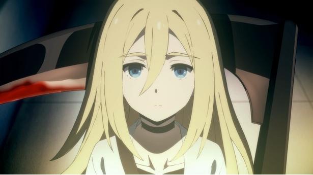 アニメ「殺戮の天使」PV第2弾場面カットのレイチェル