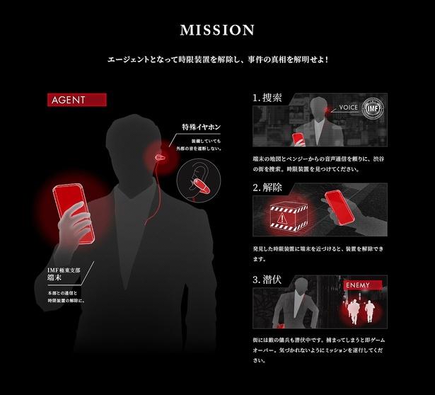 「捜索」「解除」「潜伏」を使い分け、渋谷の危機に立ち向かう