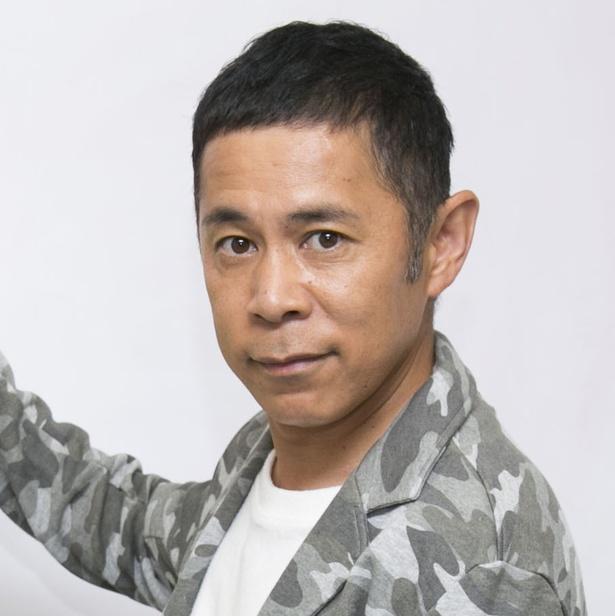 司会の岡村隆史