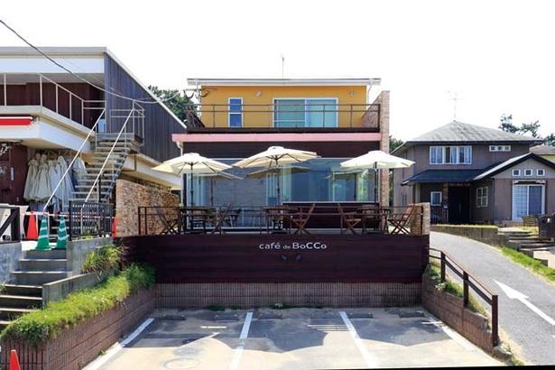 Café de BoCCo / 2001年にオープン