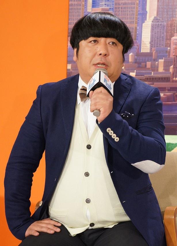 愛妻・神田愛花からプロポーズをつぶさに暴露された日村勇紀