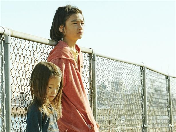 映画「万引き家族」(公開中)シーン写真