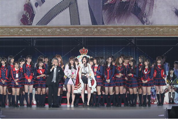 おめでとうSKE48!総勢24名がランクイン!第10回AKB48総選挙 ~名古屋の奇跡~