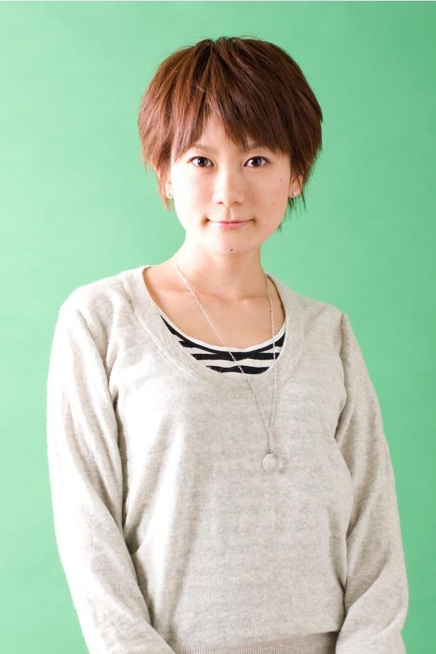声優の小林由美子が2代目しんちゃん役に決定!