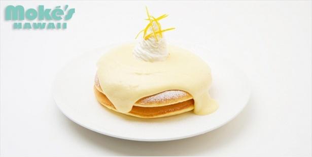 名物のリリコイパンケーキ