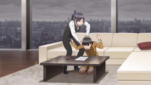 TVアニメ「ヒナまつり」より