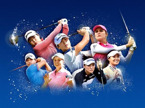 【写真を見る】「マイヤーLPGAクラシック」「ウォルマートNWアーカンソー選手権」を経て、6月28日(木)からはメジャー第3戦「全米女子プロゴルフ選手権」が始まる