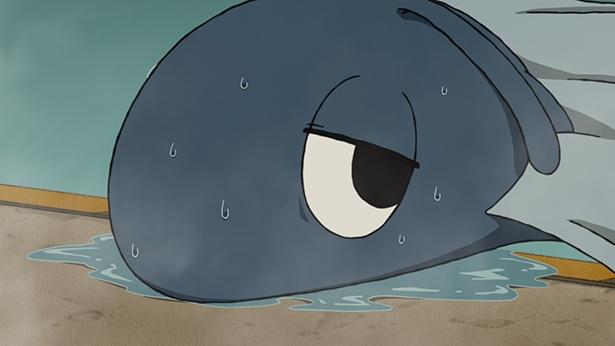 """「ひそねとまそたん」第10話の先行カットが到着。ひそねが""""吻合""""によりまそたんに乗れなくなる!?"""
