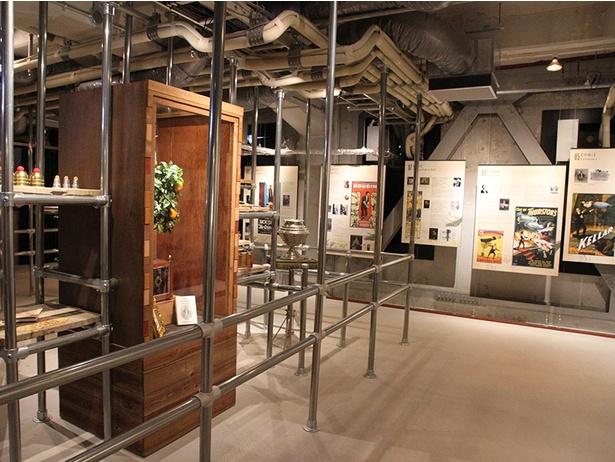 イリュージョンの歴史展示