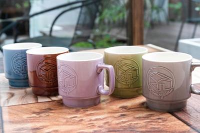 ひきたて・いれたての一杯はマグカップで/友安製作所 Cafe&Bar阿倍野