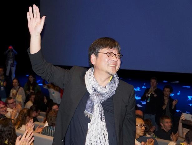 世界最大のアニメーション映画祭で『未来のミライ』が絶賛!