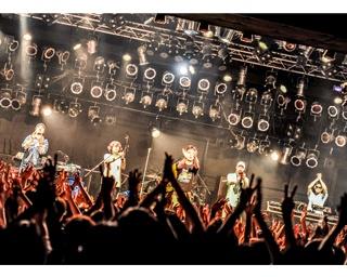 Suchmosが熊本に初上陸!自由で飾らない彼らの自主企画ライブに潜入