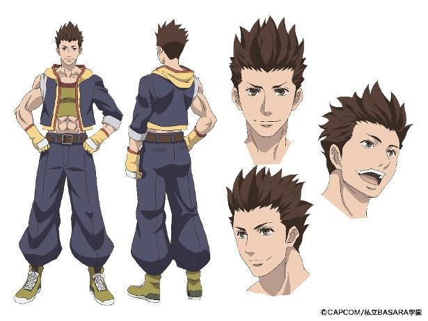 TVアニメ「学園BASARA」の最新キャラクター設定が到着!徳川家康や本多忠勝が公開!