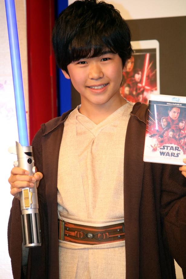 14歳になった鈴木福