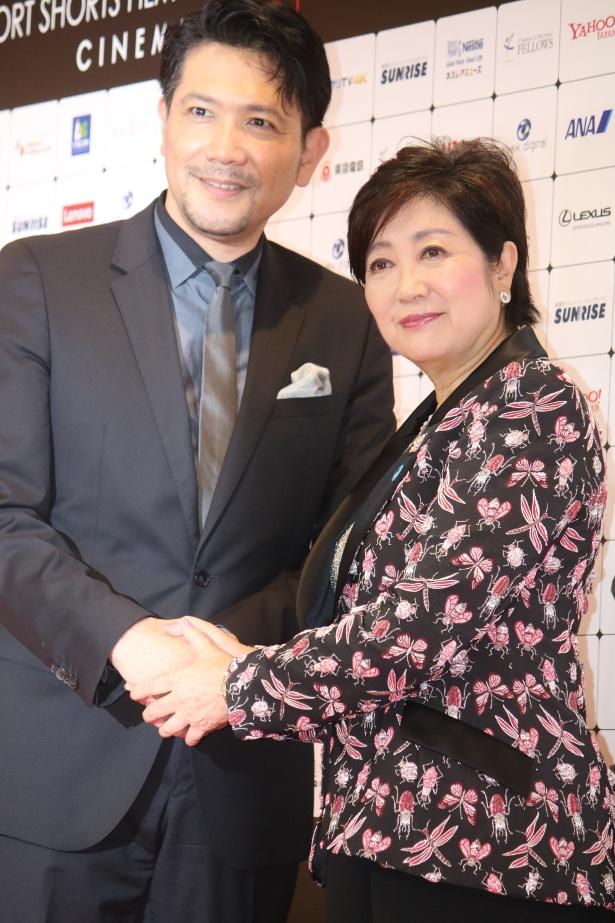 木村佳乃、中川翔子、森崎ウィンらも登壇!ショートフィルムの映画祭、アワードセレモニー開催