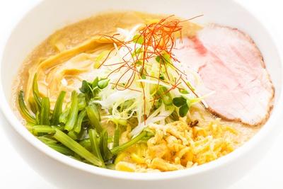 独創的な味噌ラーメン「みそ」(800円)