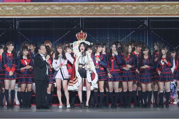 【写真40枚】大健闘したSKE48にスポット!泣いた、笑った、ドラマが生まれた「第10回 AKB48世界選抜総選挙」