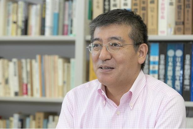 オリジナル番組賞の審査委員を務める音好宏氏