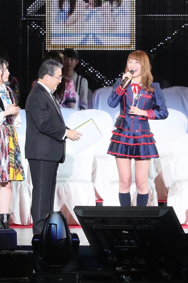 """内山命の""""10度目の正直""""にファンもメンバーも熱狂! SKE48の初ランクインメンバー7人"""