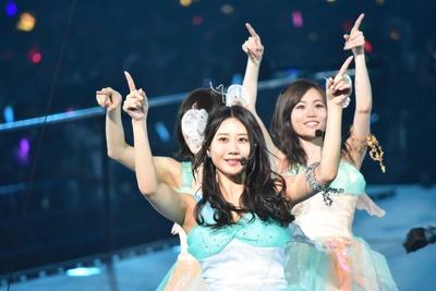 SKE48の古畑奈和さん (AKB48グループコンサートより)