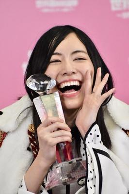 松井珠理奈さん「大声で叫ばせてください。ファンの皆さん、大好きだ!」