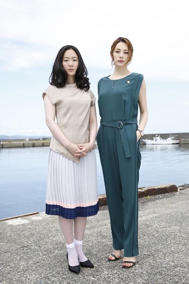 松本清張作品「疑惑」で初共演する米倉涼子と黒木華