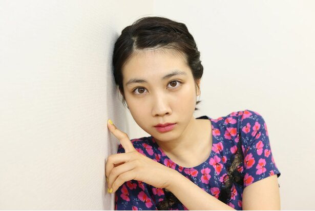 本作では気の強い写真部の部長・奈々恵を演じた松本穂香