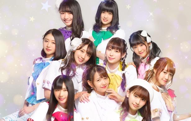 【写真を見る】グラビア、女優としても活躍中の浅川梨奈を擁するSUPER☆GiRLSの出演も決定!