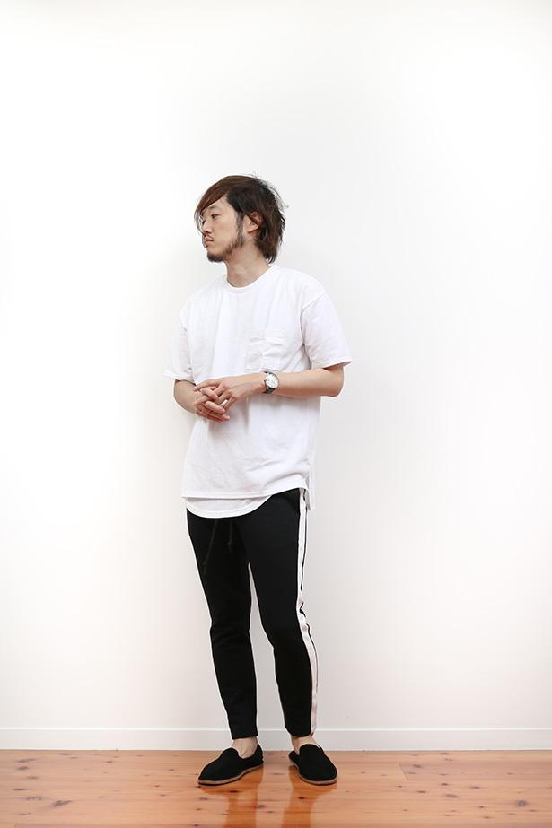 【恒例1万円コーデ講座】激安ドンキxMBコラボで作る夏コーデ