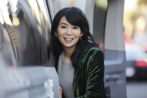 """""""シンガーソング専業主婦""""が銀幕に初登場!"""