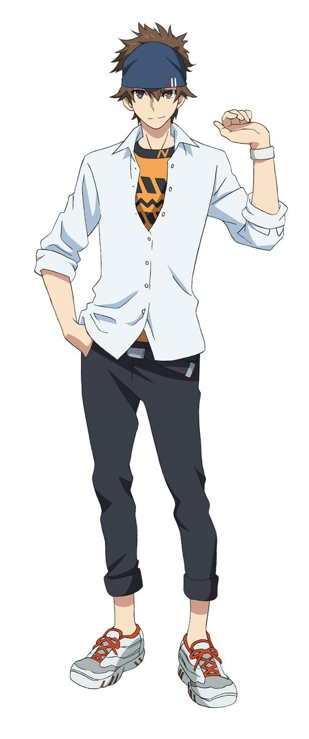 TVアニメ「ロード オブ ヴァーミリオン 紅蓮の王」から、新たなキャラクター設定画が公開!!