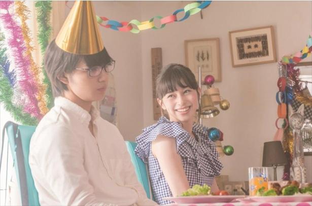 カナやんの新曲が、ラブストーリーを彩る!