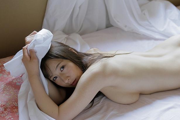 山咲まりな Hカップ 軟乳女王 美バスト 画像