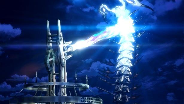 「重神機パンドーラ」第13話の先行カットが到着。世界さえ創造するという、姫の一族の秘密とは......?