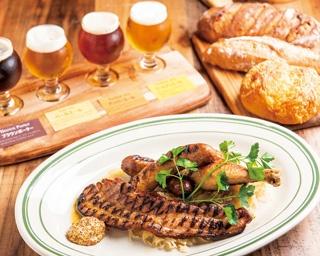 熟成肉×自家製パン×クラフトビールが楽しめる複合型レストランが厚木に誕生!