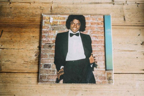マイケル・ジャクソンのレコード(1600円)