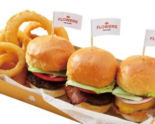 温泉街の食べ歩きに新提案!新名物はハンバーガー!神戸・有馬温泉「FLOWERS Cafe&Deli 有馬店」「SABOR」
