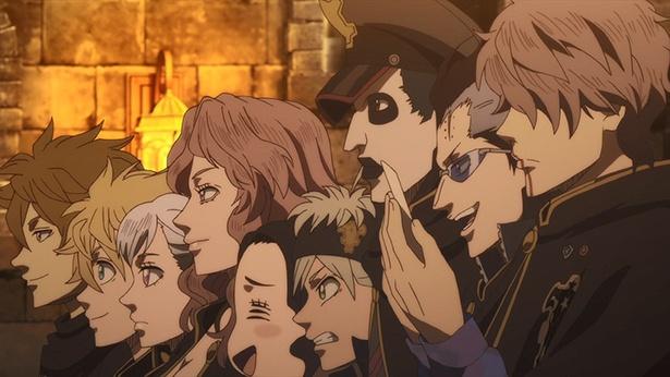 杉田智和&花江夏樹のキャラクターが初登場!「ブラッククローバー」第38話の先行カットを公開